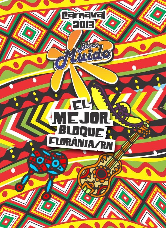 Bloco Muido - Celular - Mexicano 2